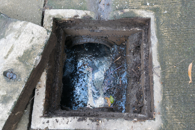 Blocked Sewer Drain Unblocked in Crawley West Sussex